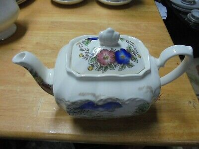 Windsor Teapot - Made In England