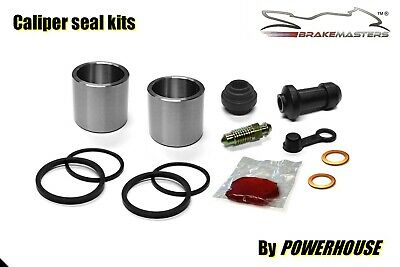 Honda CMX250 Rebel front brake caliper piston & seal rebuild repair kit set 1989