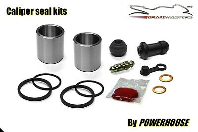 Honda CMX250 C Rebel front brake caliper piston & seal rebuild repair kit 1993