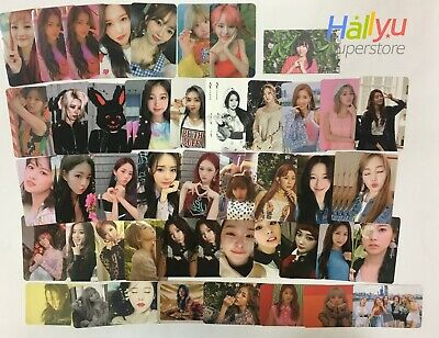 K-POP Girl Group  - Official Photocard   - Must Read!