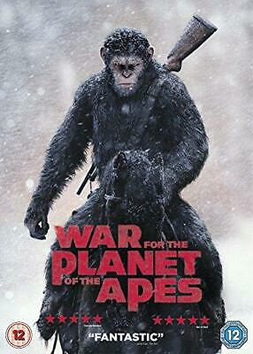 War for the Planet of the Apes [DVD] [2017], Good DVD, Judy Greer, Woody Harrels