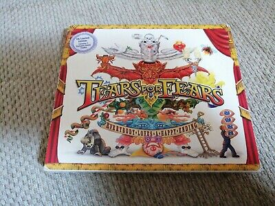 Tears for Fears - Everybody Loves A Happy Ending - 2004 CD - Slipcase