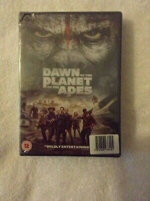 Dawn Of The Planet Of The Apes & War For The Planet Of The Apes Dvd Set - New
