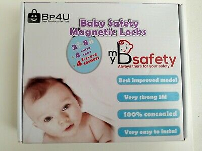 Baby Safety Magnetic Locks