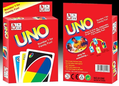 UNO Card Game - Best Classic for Ages 7 to 10 with Fast 3 days shipping