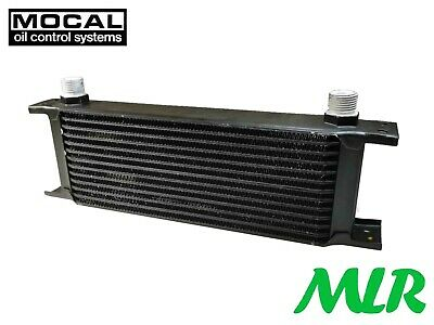Mocal 13 Row 235Mm 1/2Bsp Universal Oil Cooler Oc5133-8 **New Old Stock**