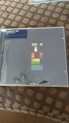 Original Music Cd Album ( Their Best Yet ) Coldplay X&Y ( Greatest Hits ) X Y
