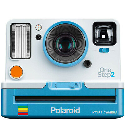 Polaroid Originals OneStep 2 Viewfinder i-Type Summer Blue Instant Camera