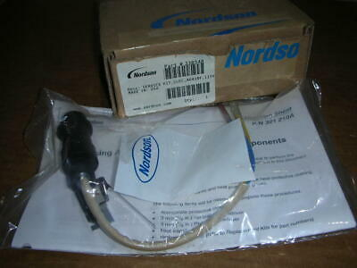 Nordson 338548 AD-41 Service Kit Connector Bottom Feed RTD Heater & Switch 120V