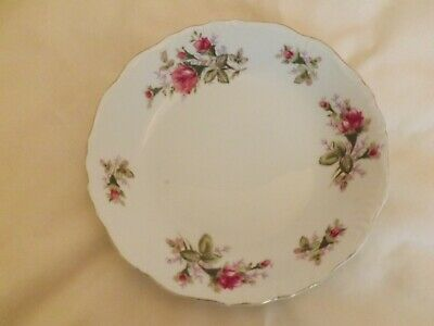 "Norleans Japan ""Old Rose"" Pattern Soup Bowl"