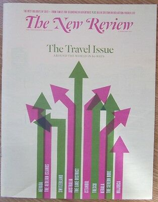 Around the world in 80 ways – The New Review magazine – 3 February 2013