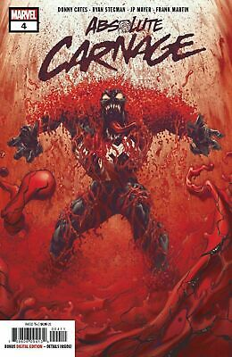 ABSOLUTE CARNAGE #4 (2019) STEGMAN MAIN COVER 1st PRINT! SOLD OUT! NM+