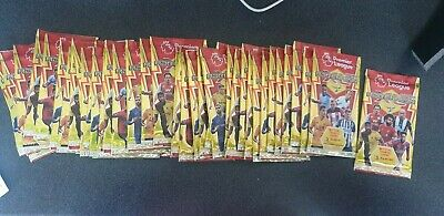 Panini Premier League Adrenalyn XL Trading Cards X 50 Sealed Packets
