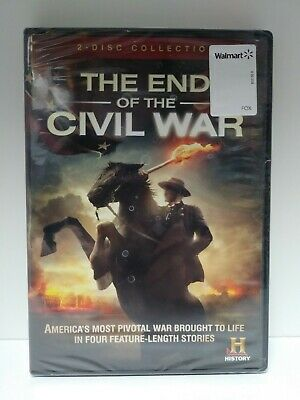 The End of the Civil War (DVD, 2015, 2-Disc Set) History Channel