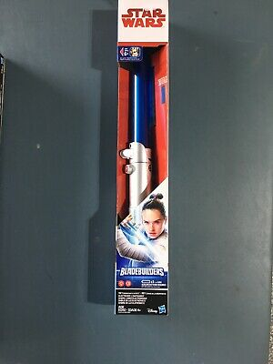Star Wars: The Last Jedi Rey Jedi Training Electronic Lightsaber