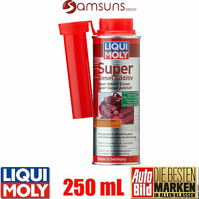 Liqui Moly Super Diesel Additive Diesel Additive Motor & Fuel Injector Cleanser