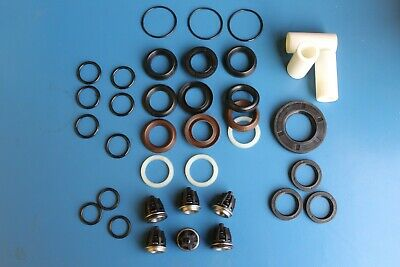 Interpump Oil Water Seal Valve Piston Kit for WS92 WS132 WS162 WS1630 ø 22 22 mm