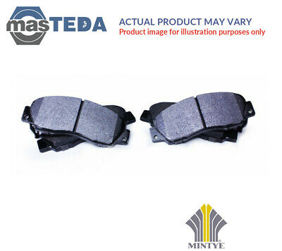 Brake Pads Set fits TOYOTA IQ NGJ10 1.3 Front 2009 on 1NR-FE QH 0446574020 New