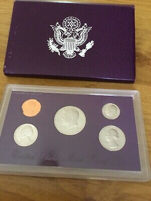 1990 Proof Set USA