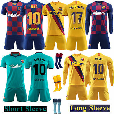2020 Season Football Yellow Away Kits Soccer Suits Jersey Strip Training Outfits