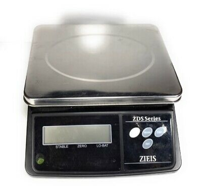 ZIEIS | 66 Lb. Digital Postal Shipping Scale | ZDS Series | Needs Power Cord