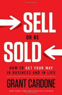 Sell or be Sold by grant cardone [Electronic Book] 📕Fast Shipping