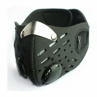 Anti Pollution Breathable Dust Mask Respirator Mask Sports & Lifestyle for Men