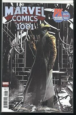 Marvel Comics 1001 Mike Deodato Nycc Px Variant