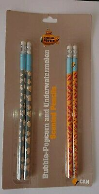 Collectable Commonwealth Bank~ Deep Sea Savers Pencil Pack