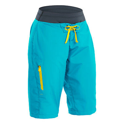 Palm Horizon Femmes Shorts 2020 - Aqua