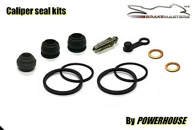 Honda CN250 Fusion front brake caliper seal boots rebuild repair kit set 1991