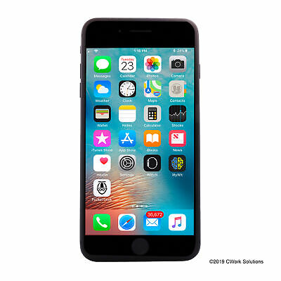 Apple iPhone 8 Plus a1897 64GB Space Gray GSM Unlocked Smartphone -Very Good