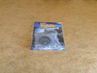 Build Back To The Future Delorean Time Machine Issue 146 1:8 Scale Diecast Parts