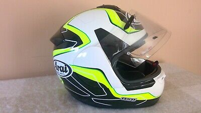 Arai AXCES-2 Motorcycle Helmet Small (56cms) with Pinlock