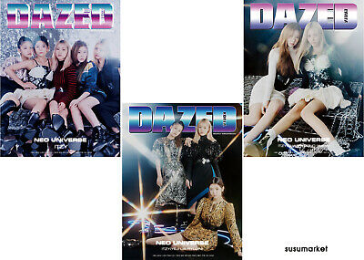 Itzy DAZED AND CONFUSED Korea Magazine November 2019 Monsta X Wonho Zico