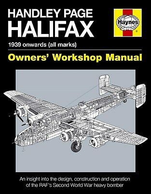 Haynes Handley Page Halifax Manual H6067