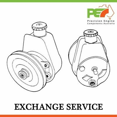 New *PROTEX* Power Steering Pump For FORD FAIRMONT XE 4D Sedan RWD.