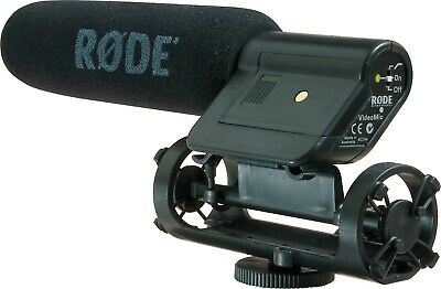 Rode Videomic   Directional Video Condenser Microphone - Brand new!