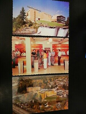 KG4x6 Olympia Washington WA Brewing Company Postcard Lot Pabst Beer Tumwater 3