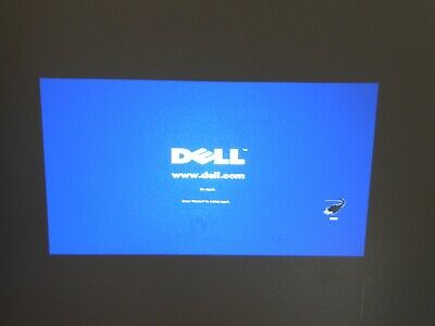 Dell 1610HD DLP Projector with spare bulb. Still have box