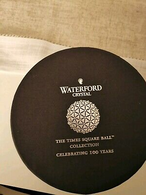 Palla Natale - Christmas Ball limited edition Waterford Crystal Time Square Ball