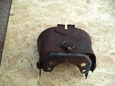 Ford Tractor PTO Cover Guard with bracket Spare Parts Not Bonnet Seat