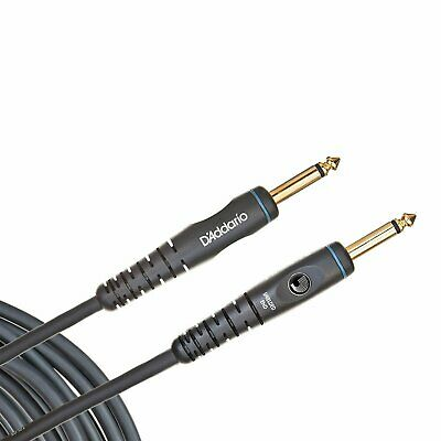 Planet Waves Custom Series Instrument Cable 3M 10ft Patch Amplifier Cord Amp