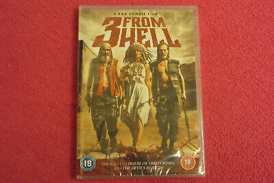 3 From Hell (DVD) Brand new.. *Sealed*