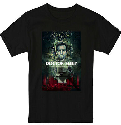 New Doctor Sleep Movie 2019 The Shining Stephen King's Film T-Shirt S-5XL Men