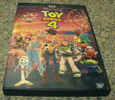 Toy Story 4 (DVD 2019) IN STOCK NOW, INCLUDES 1ST CLASS SHIPPING/TRACKING~!