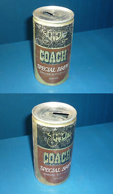 OLD AUSTRALIAN BEER CAN, 1970s COURAGE BREWERY COACH SPECIAL BREW