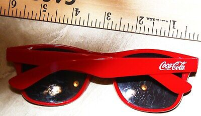 Coca Cola RARE Folding Sunglasses w//case Not seen these before! Coke is it