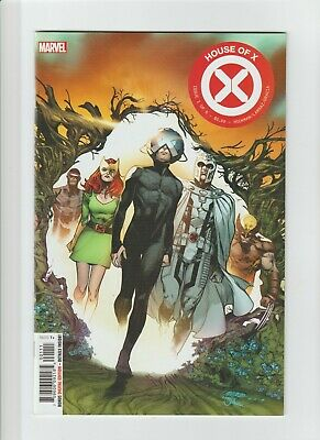 House Of X #1 - Cover A - 1St Print - Brand New Unread! - Marvel Comics 2019