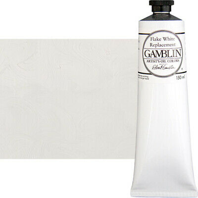 Gamblin Artist Oil Paint Set For Professionals - Whites